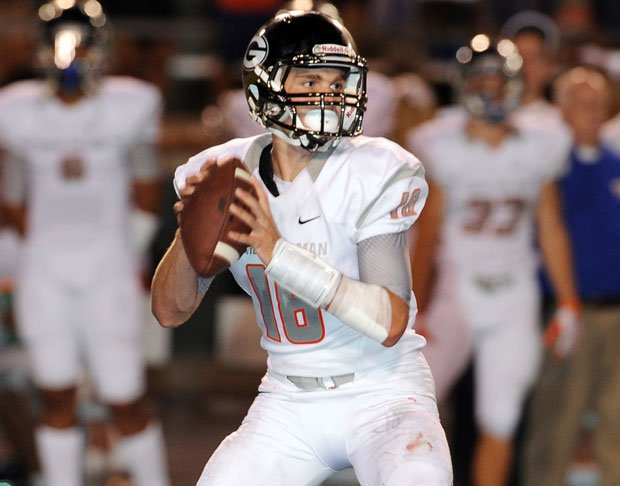 Tate Martell was sensational off the bench and led Bishop Gorman to its second win of the season.