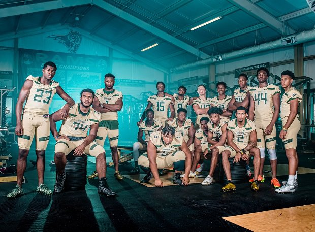 Grayson enters the 2018 season as the MaxPreps No. 5 team in the nation.