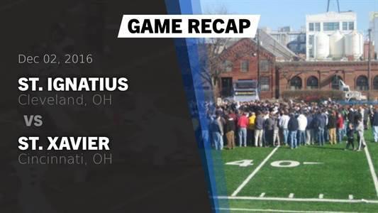 Football Game Preview: St. Ignatius vs. Mentor