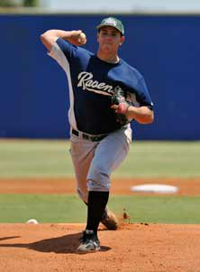 Jose Fernandez is 6-foot-4, 220 pounds,an intimidating presence on the mound.