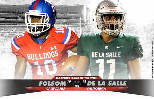 Image result for MaxPreps:  Top 10 Games of the Week