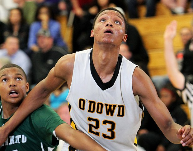 All eyes are pointed upward when Bishop O'Dowd's Ivan Rabb takes the court. The 6-9 post is considered one of the top juniors in the country and he and his team headline the NorCal Tip-off Classic, which takes place Saturday at Newark Memorial High School. O'Dowd opens against Bullard-Fresno in the final game of the night at 8:30 p.m.