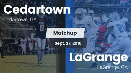 Articles - LaGrange Grangers Football (GA) | MaxPreps