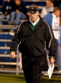 Trinity coach Bob Beatty.