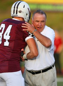 Don Bosco coach Greg Toal thinks his Ironmen are the best team in the country.