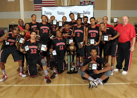 Westchester beat defending state champions from Georgia and Washington in addition to 2012 Texas 5A runner-up Travis en route to the MaxPreps Holiday Classic title.