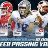 High school quarterbacks with at least 10,000 career yards passing thumbnail