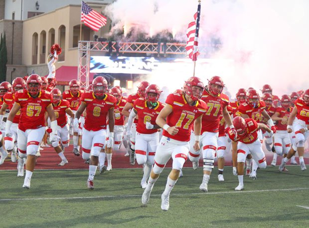 Cathedral Catholic was to host the Honor Bowl once again in 2020.