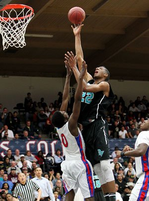 Marcus Lee was one of the three 2013 McDonald's  All-Americans in the Bay Area while starring  at Deer Valley.