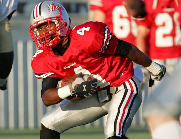 Brandin Cooks was a teammate of Rams reserve running back Justin Davis at Lincoln (Stockton).