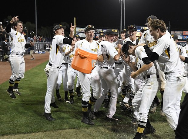 Capistrano Valley won the CIF Southern Section Division I championship and is No. 24 in the Xcellent 50 national baseball rankings.
