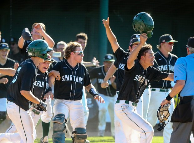 De La Salle is No. 34 in the Xcellent 50 national baseball rankings after winning the CIF North Coast Section Division I title.