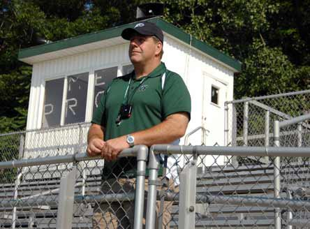Joe Linta is getting back to coaching young football players, though he still works representing professional players as an agent.