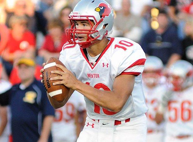 Mitchell Trubiksy, Quarterback