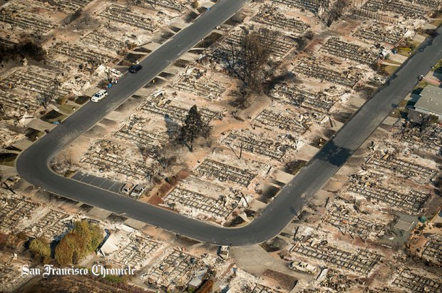 The Tubbs fire leveled neighborhoods. It also took the homes of five Newman football players, including Beau Barrington and Kyle Carinalli.