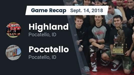 Idaho High School Football Rankings