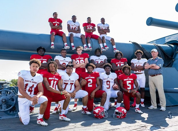 North Shore starts 2019 where it finished 2018 - at No. 1.