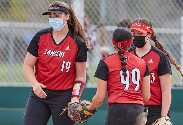 Cassaundra Seifert and Cordova jump into this week's MaxPreps Top 25 Sac-Joaquin Section softball rankings.