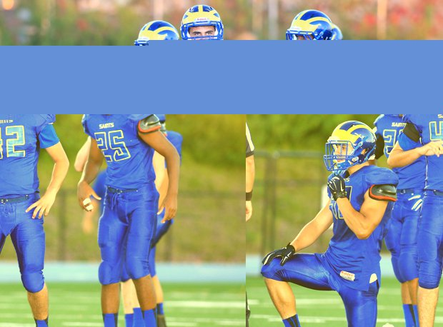 San Dimas has moved into the SoCal Division III rankings.