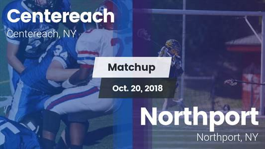 Football Game Recap: Northport vs. Centereach