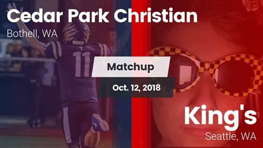 King's High School (Seattle, WA) Football | MaxPreps