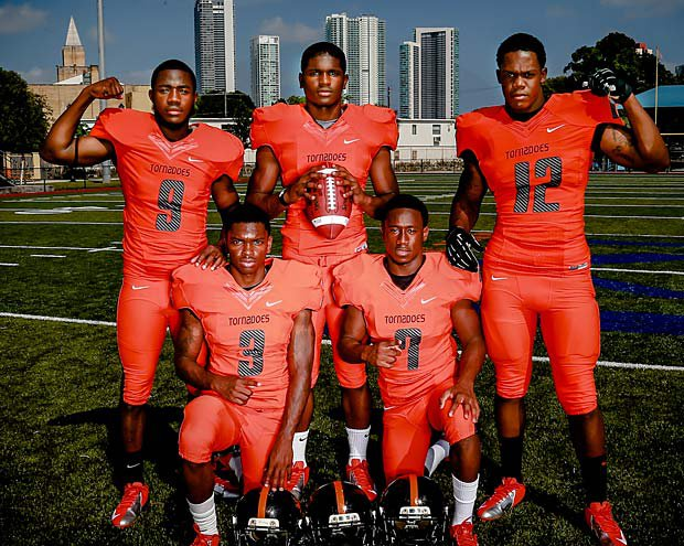 Booker T. Washington will prepare for a titanic showdown against Central this week, a matchup of the nation's top two teams.