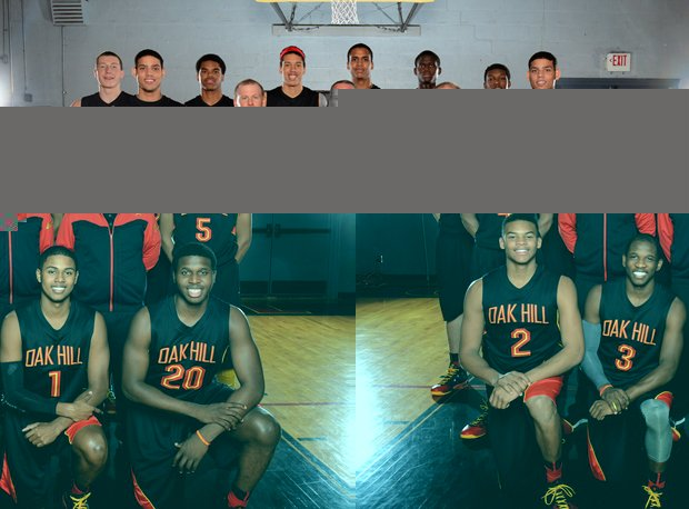 Oak Hill Academy is one of the nation's best-known programs and will be a force this season.