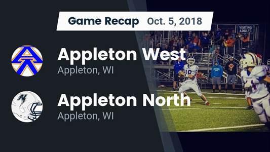 Football Game Recap: Appleton North vs. Hudson