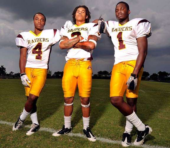 Glades Central has an abundance of talent in 2011.
