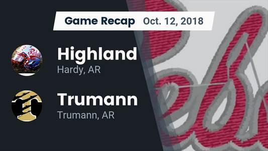 Football Game Recap: Trumann vs. Pocahontas