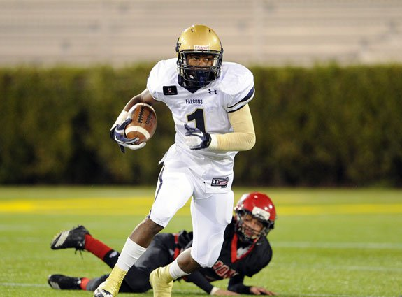 Maryland is definitely a team to watch in Stefon Diggs' recruitment, according to Ron Zook.