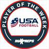 MaxPreps/USA Football Players of the Week Nominees for October 16 - October 21, 2018 thumbnail