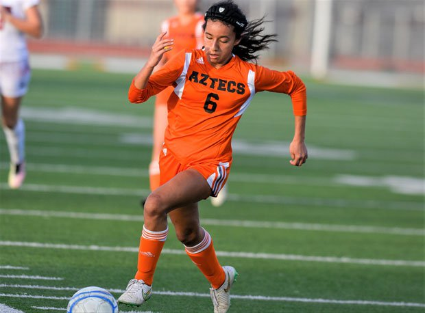 The Corona del Sol girls soccer team is third in goals and goals per game in Arizona's 6A conference.