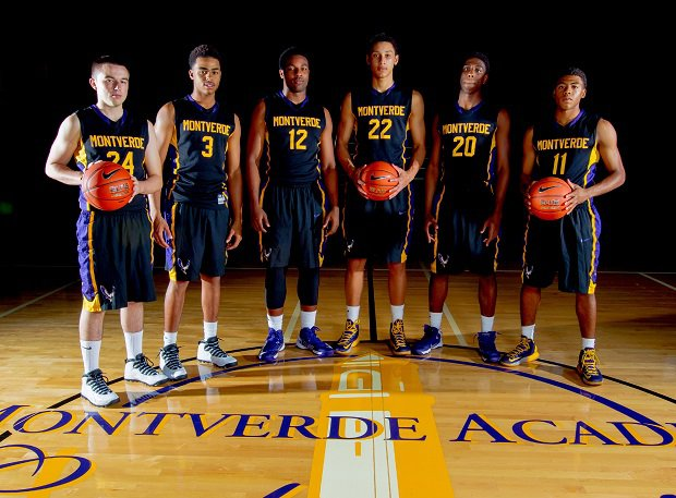 The 2013-14 Montverde Academy team ranks No. 10 on the Top 25 high school basketball teams of the 2000s and is one of three Eagles' squads to make the list.