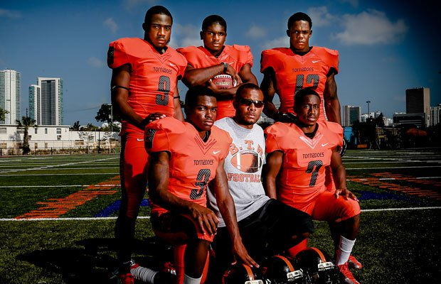 Booker T. Washington has lived up to the preseason hype this season and remains No. 1 in the country.