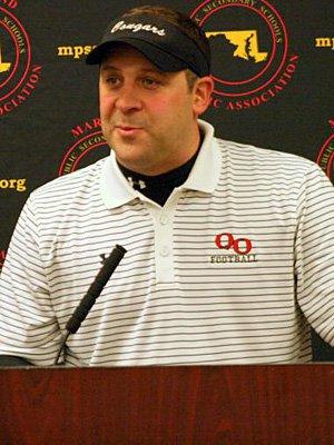 Dave Mencarini, Quince Orchard head coach