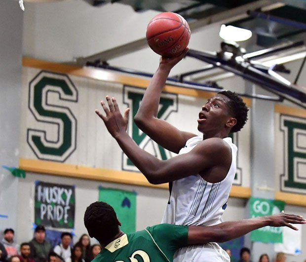 Onyeka Okongwu picked USC over UCLA, Kansas and Washington.
