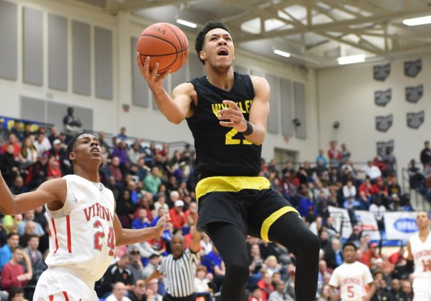 E.J. Montgomery is one of three Top 25 prospects headed to Kentucky.