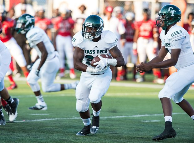 Mike Weber, Cass Tech