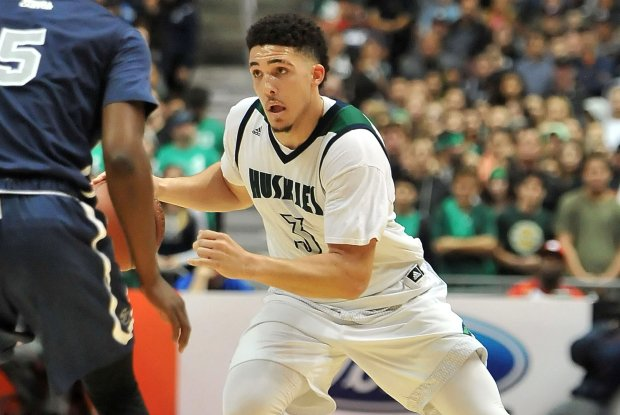 LiAngelo Ball and Chino Hills have won 38 games in a row.