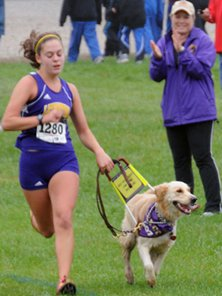 Sami and Chloe are fan favorites wherever they run.