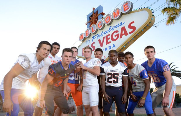 Bishop Gorman will have one of its most talented teams in 2016.
