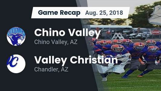 Football Game Preview: Chino Valley vs. River Valley