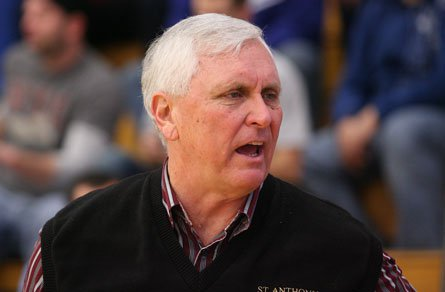 Legendary head coach Bob Hurley is in the hunt for yet another national championship at St. Anthony (Jersey City, N.J.).