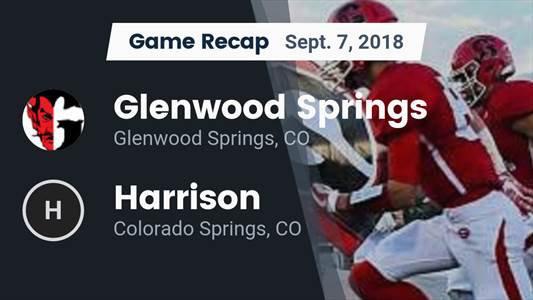 Football Game Recap: Pueblo Central vs. Harrison