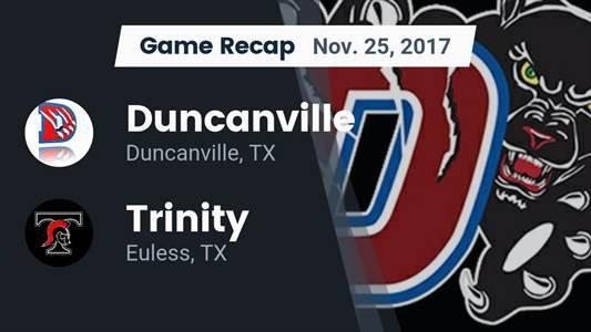 Football Game Recap: Trinity vs. Midland Lee