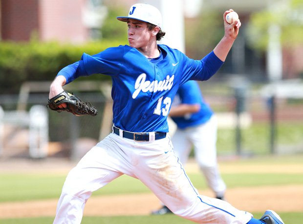 Michael Sandborn and Jesuit have been on fire pitching-wise this season, and are now in the Xcellent 25.