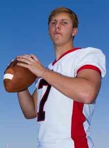 Chaparral quarterback Connor Brewer is ranked the 28th top senior in the country.