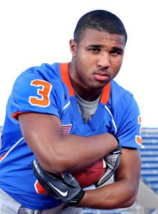 Gorman's Shaquille Powell is one of  country's top two-way players.