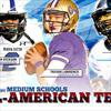 MaxPreps 2015 Football Medium Schools All-American Team  thumbnail
